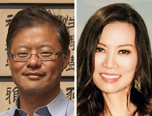 Viewpoints: Art and Technology: Wendi Murdoch and Jerry Yang