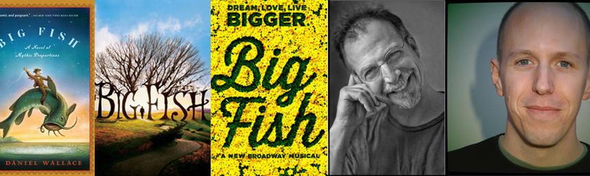 Big fish musical archives for Big fish daniel wallace