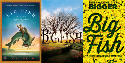 Preview big fish musical cast with author talk at for Big fish characters
