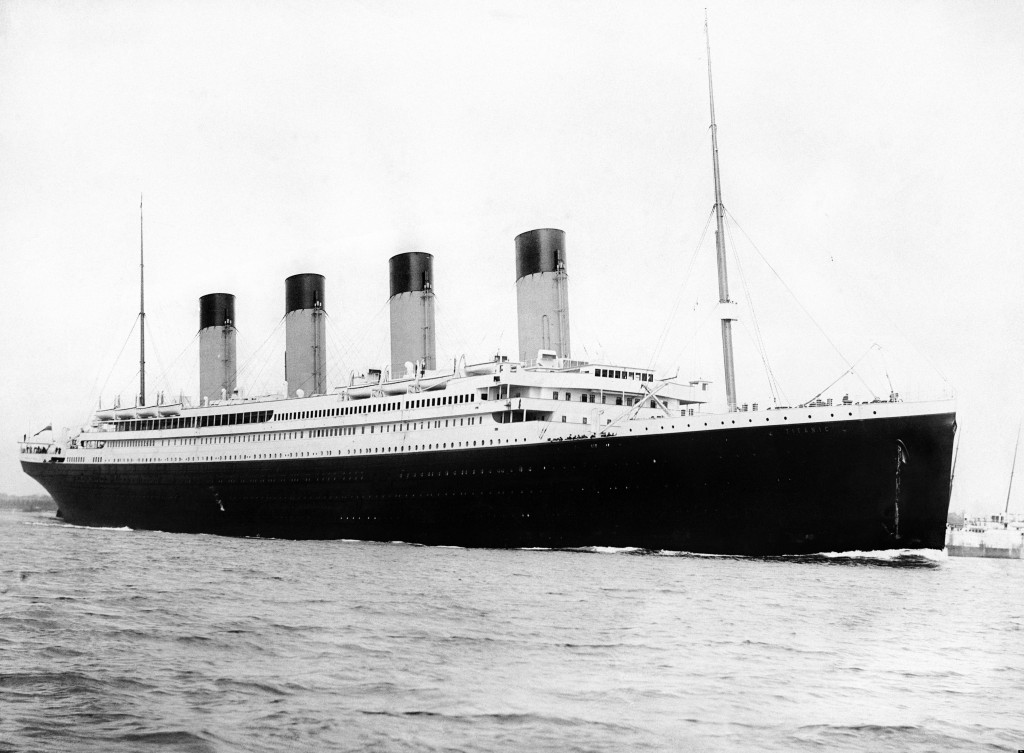 RMS Titanic Walking Tour NYC