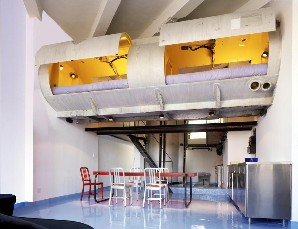The Morton Loft. Image: Paul Warchol