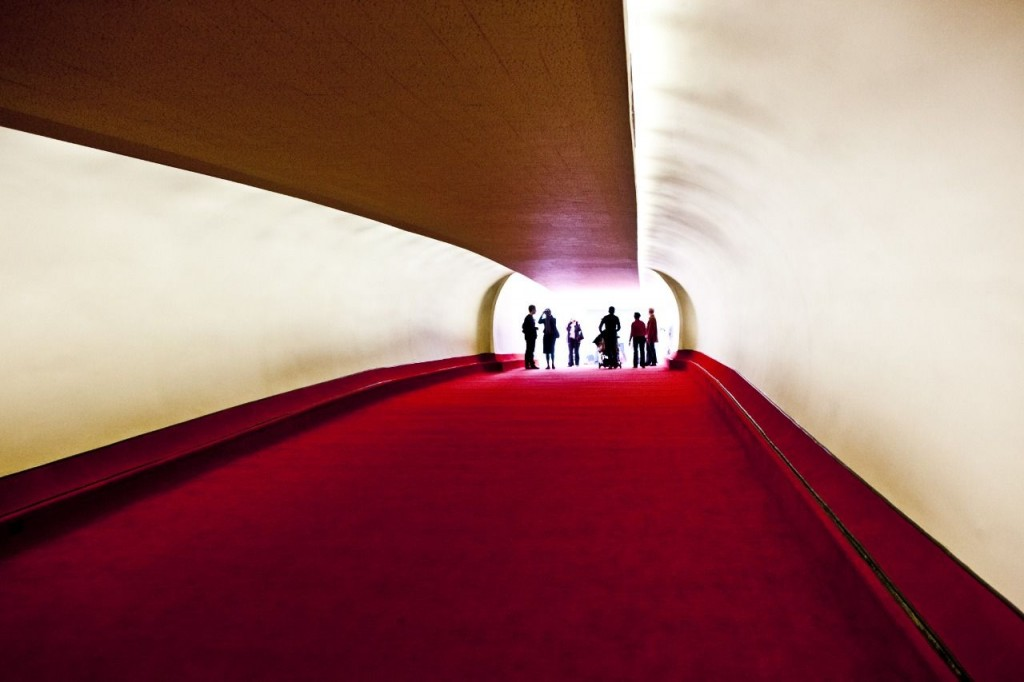 Open House New York at the TWA Flight Center at JFK. Image: Nicolas Lemery Nantel