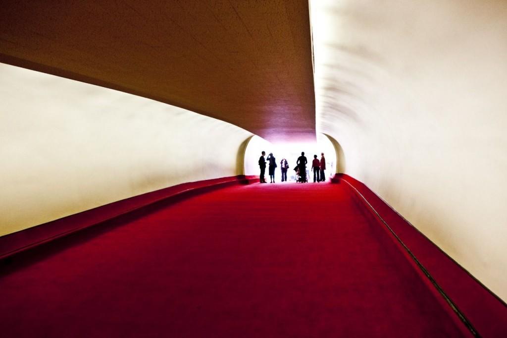 Open House New York at the TWA Flight Center at JFK. Image: Nicolas Lemery Nantel
