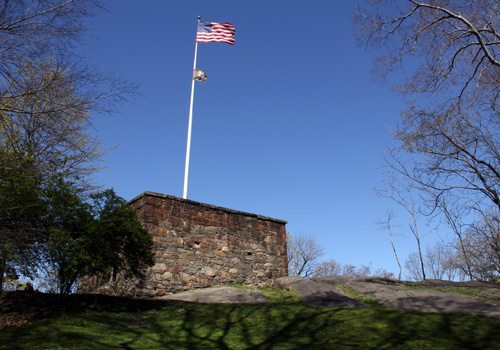forts new york tour