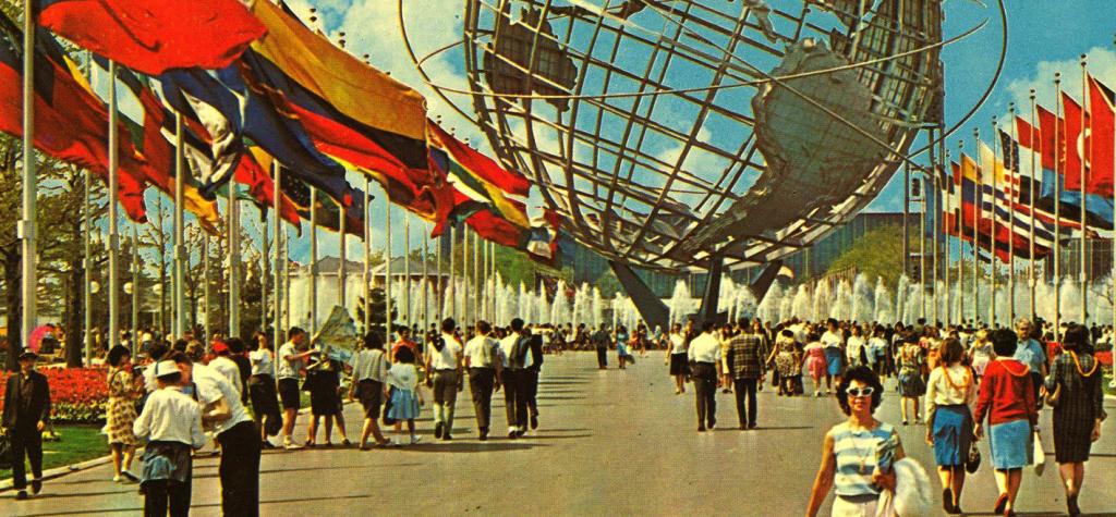 world's fair celebration anniversary
