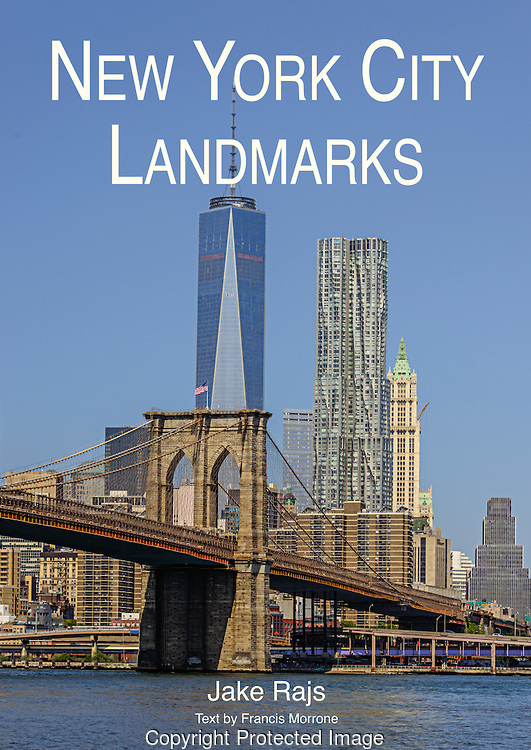 Iconic new york capturing the essence of nyc for Iconic new york landmarks