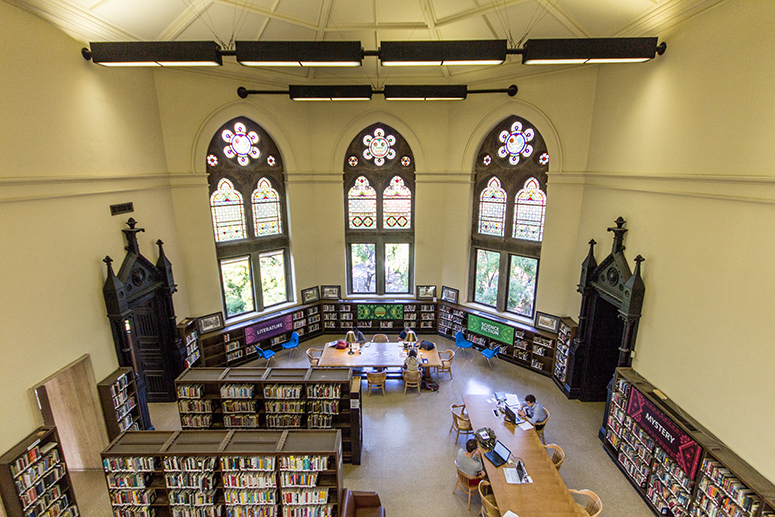 jefferson market library talks