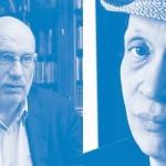 Boris Akunin and Walter Mosley-facebook