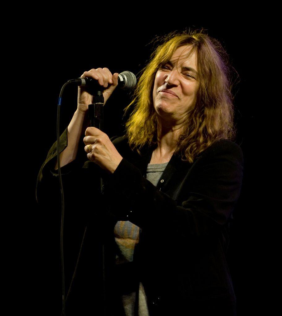 Patti Smith Photo credit: © Kevin Yatarola