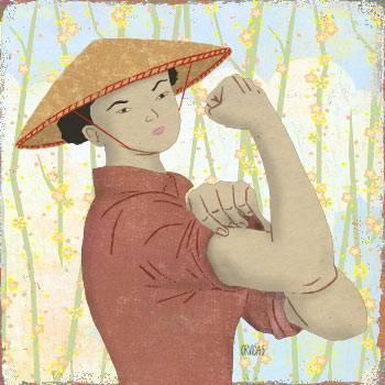 china feminist
