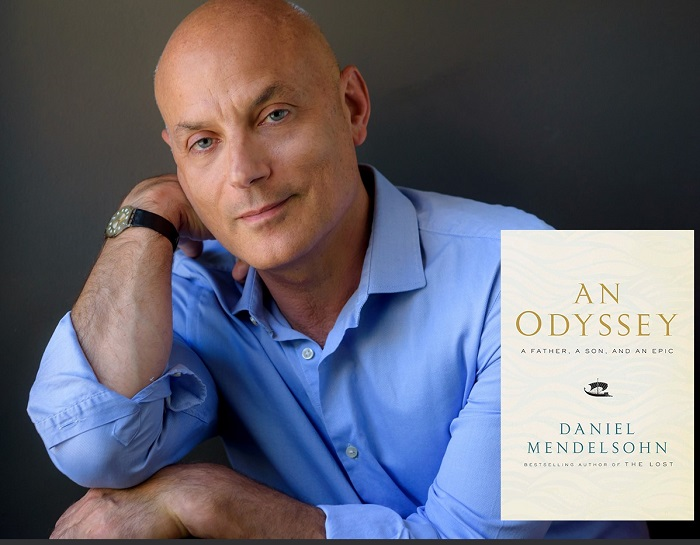 odyssey and father Classics scholar daniel mendelsohn was preparing to teach his freshman seminar on homer's odyssey a few years back when he got an unusual add-in request: his father, jay, wanted to join the class.